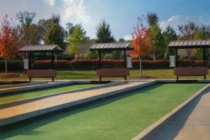 bocce-courts