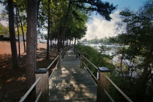 boardwalk-along-lake-norman
